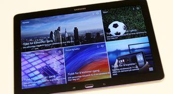 Test: Samsung Galaxy Note Pro 12.2 LTE