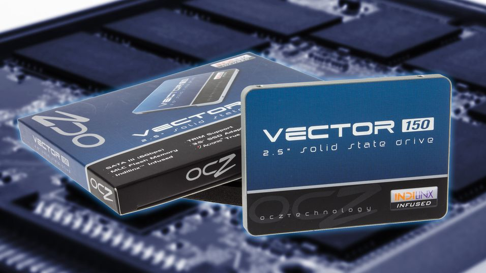OCZ Vector 150 SSD 240 GB står ikke tilbake for sin brutale forgjenger.