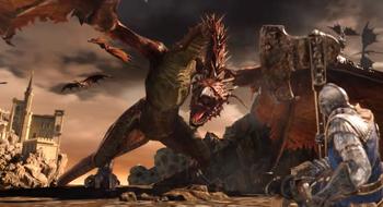 Hør «motivasjonstalen» i den nye Dark Souls II-traileren