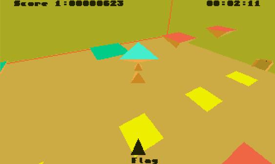 Bildene er hentet fra Amiga-versjonen (bilde: Gamer.no).