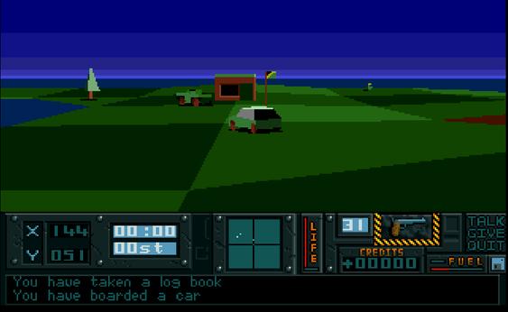 Hunter byr på stor frihet i en åpen verden (bilde: Gamer.no).
