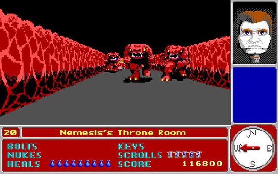 Spillet la grunnlag for utviklingen av førstepersons skytespill (bilde: GOG).