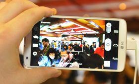 Kameraet i LGs neste toppmodell skal dele de fleste egenskapene med det som står i nylanserte G Pro 2.