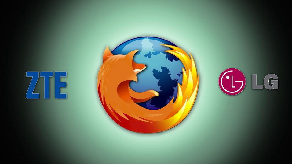 To nye telefoner med Firefox OS