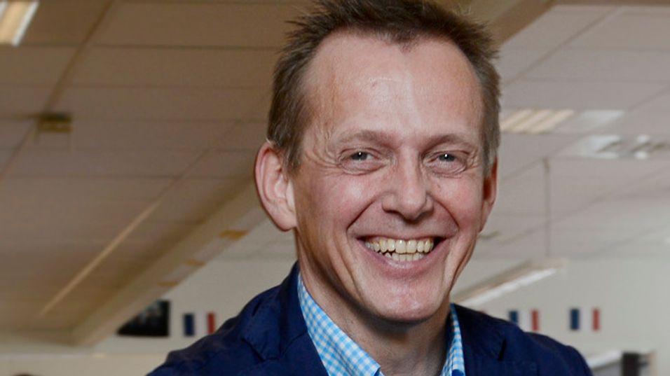 Det er all grunn til å smile for Chess-sjef Arve Andreassen, som har de mest tilfredse kundene i bransjen.