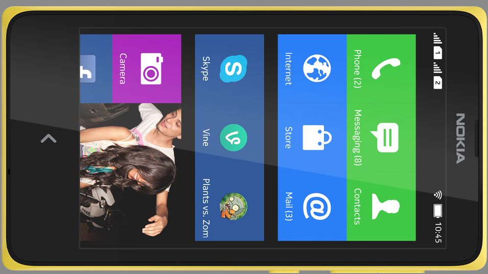 Her er Nokias Android-mobiler
