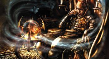 Vi ser på bestefaren til Dragon Age