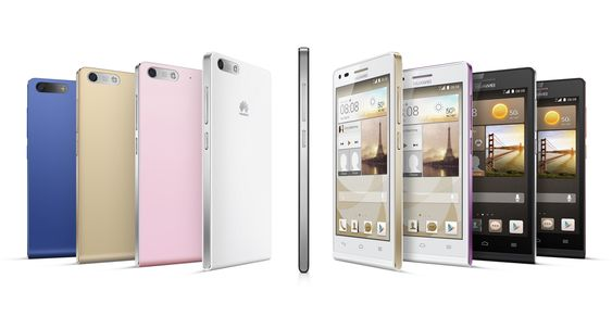 Huawei Ascend G2.