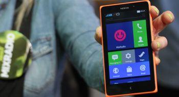Nokia X Nokia X ligner ingen andre Android-mobiler