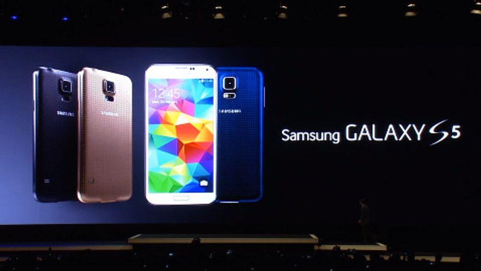 Klarer ikke vente på Samsung Galaxy S5
