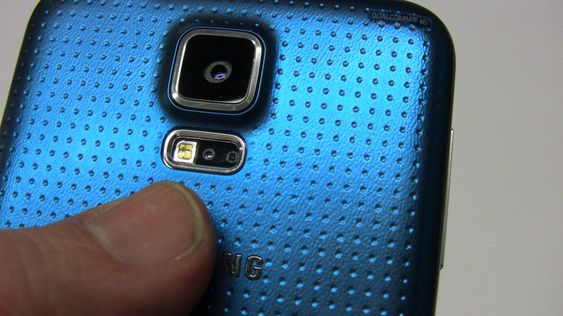 Vi liker den nye baksiden på Samsung Galaxy S5.