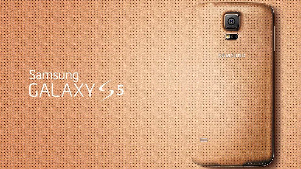 Mye nytt i Samsungs flaggskip