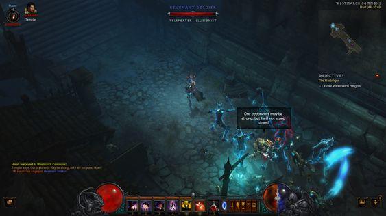 Playstation 4-eiere blir de eneste konsollspillerne som får nyte Reaper of Souls. (Bilde: Gøran Solbakken/Blizzard Entertainment).