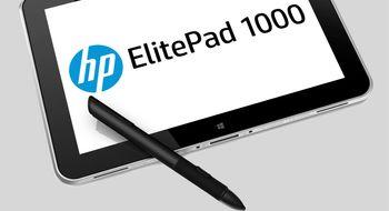 HP klar med slankt proffnettbrett