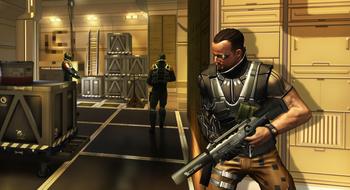 Mobilt Deus Ex-spel kjem til PC