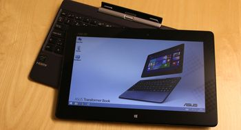 Test: Asus Transformer Book T100