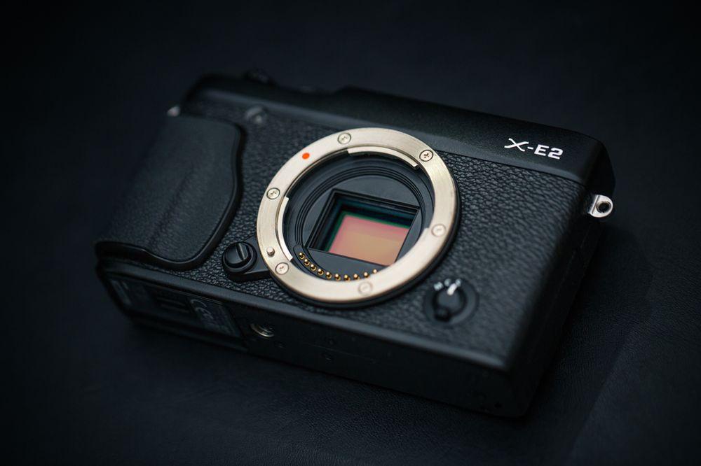 Fujifilm X-E2s X-Trans CMOS II.