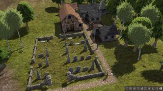 Hvis ikke du har en kirkegård blir innbyggerne ekstra triste når familiemedlemmene deres dør.