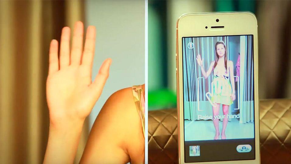"Ta bedre ""selfies"" med denne appen"