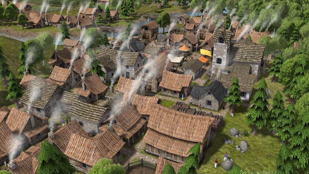 Det skal ikke være lett å bygge middelalderby