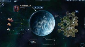 Den nye planetskjermen.
