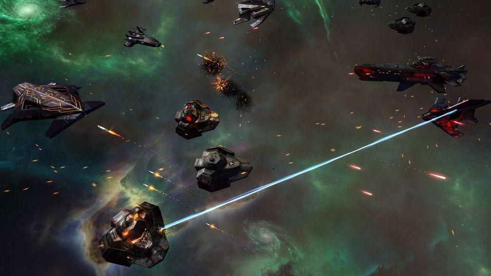 Romstrategispillet Stardrive får oppfølger