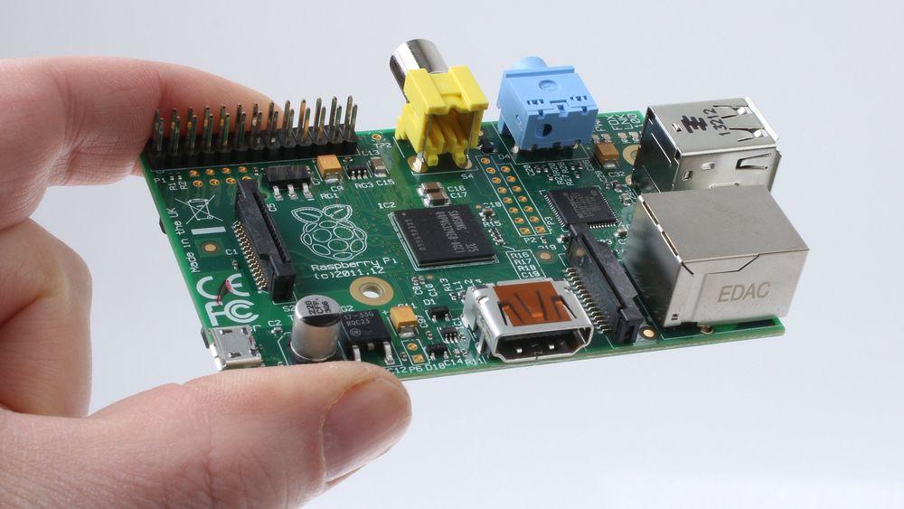 GUIDE: Kom i gang med knøttemaskinen Raspberry Pi