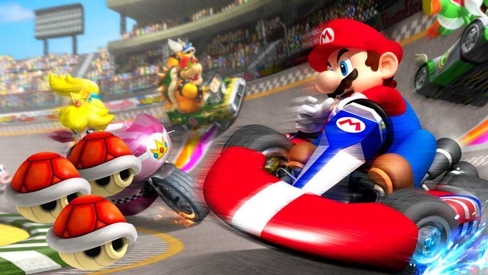 Nå er det ikke lenger mulig å spille Mario Kart Wii på nett.