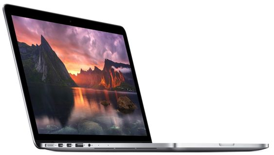 MacBook Pro Retina 13 gir solid byggkvalitet og en fantastisk skjerm.