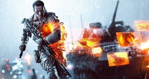 Norsk Battlefield 4-turnering i hele mars