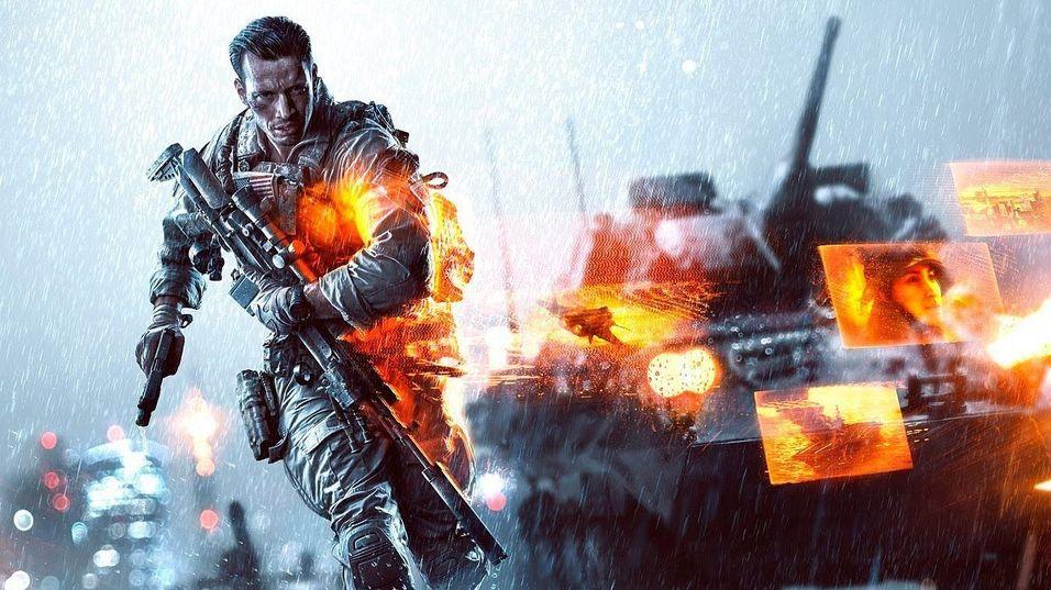 E-SPORT: Norsk Battlefield 4-turnering i hele mars