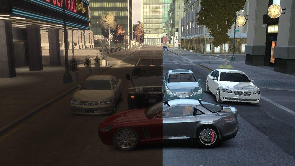 Med de riktige modifikasjonene kan det flere år gamle GTA 4 bli så godt som nytt.