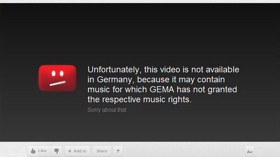 Får ikke avsløre hvem som stopper YouTube-filmene