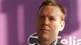 Konsernsjef Johan Dennelind i Teliasonera tror kjøpet av Tele2 i Norge vil gi store synergieffekter.