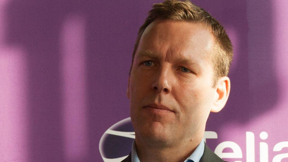 Teliasonerasjef Johan Dennelind kan komme til å se på mulighetene til å kjøpe en norsk bredbåndsaktør, tror analytikerne.