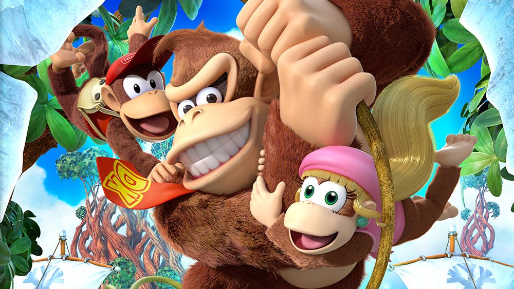 ANMELDELSE: Donkey Kong Country: Tropical Freeze
