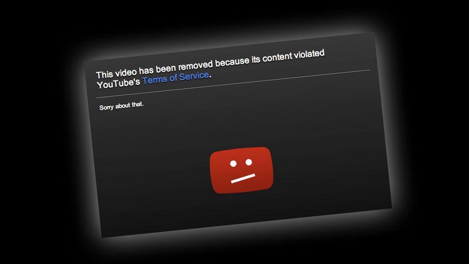 Fjernet islamkritisk film fra YouTube
