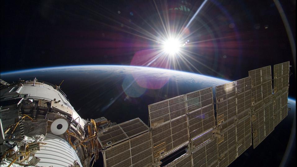 Russland truer med å forlate romstasjonen ISS