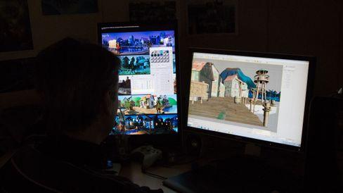 For øyeblikket jobber Ravn med blant annet et nytt Kaptein Sabeltann-spill.