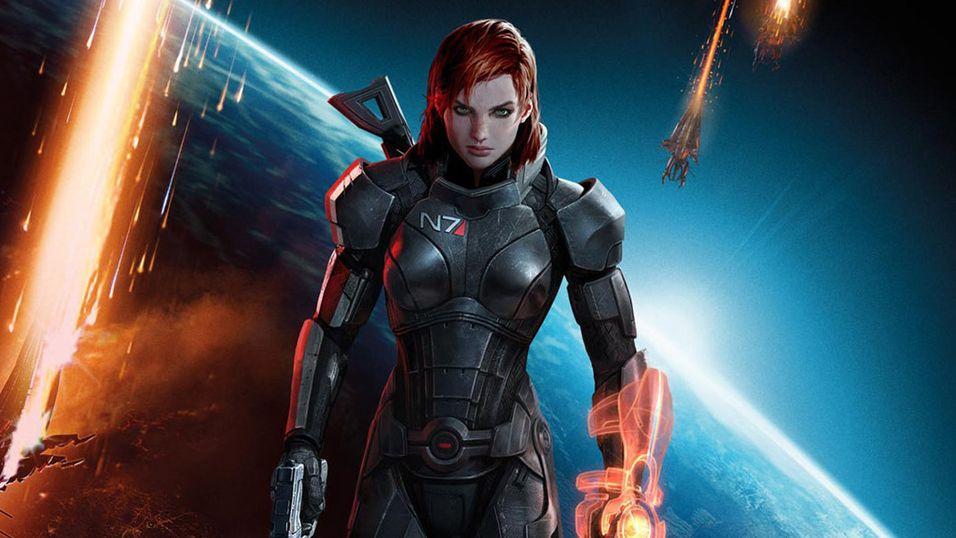 Hva med en nestegenerasjonsppdatering av Mass Effect-trilogien?