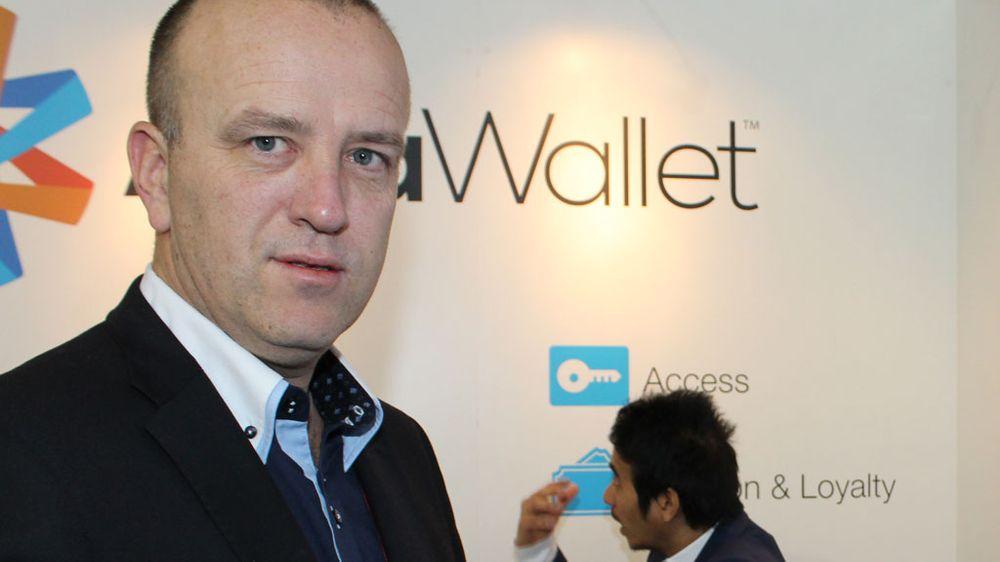 OveTeigen, salgsdirektør i MeaWallet