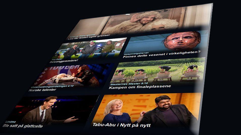 NRK tar opp kampen med Netflix
