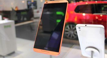 HTC Desire 816 Her prøver vi HTCs nye, billige flaggskip