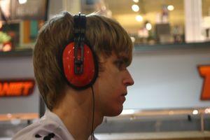 Jens «Snute» Aasgaard spiller i kveld. Bildet er fra en Gamer's Paradise-turnering i 2012.