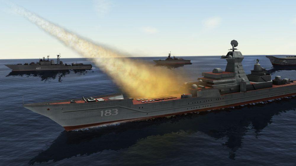 Naval War: Arctic Circle ble lansert i 2012, og er Turbo Tape Games' første spill.