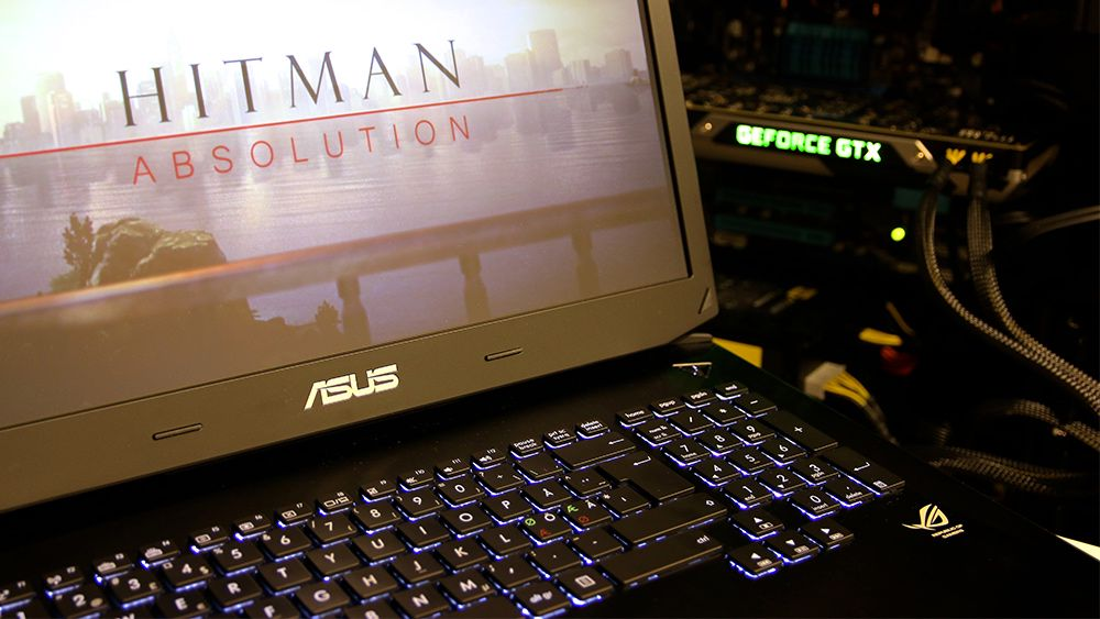 TEST: Asus G750JH-T4070H