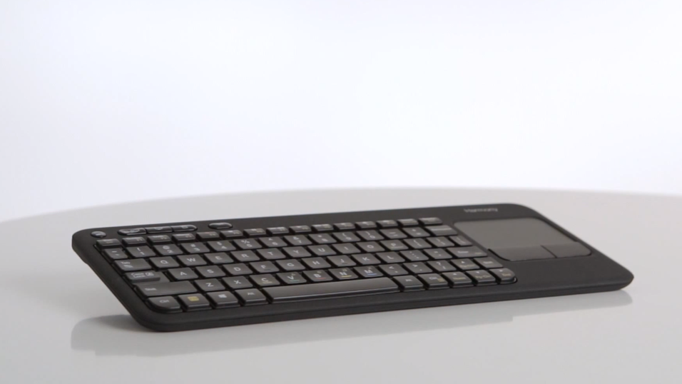 Logitech Harmony Smart Keyboard.
