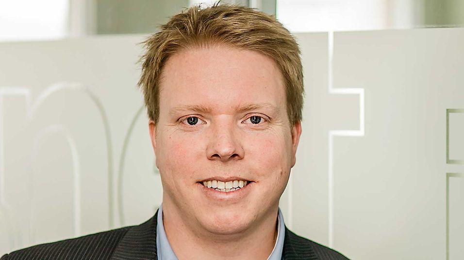 Ice-sjef Eivind Helgaker har som mål å kapre ni prosent av det norske mobilmarkedet innen 2019.