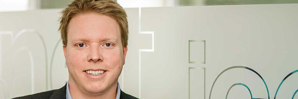 Ice-sjef Eivind Helgaker har hatt den hyggeligste jobben når Teliasonera har strevd med å få godkjent kjøpet av Tele2s norske virksomhet. Situasjonen har gitt Ice en særdeles god forhandlingsposisjon overfor Teliasonera. Han legger ikke skjul på at han er godt fornøyd.