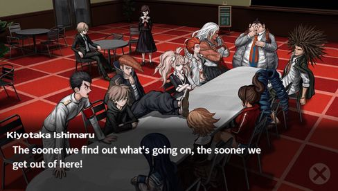 Danganronpa: Trigger Happy Havoc.